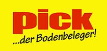 Pick Bodenbeläge Logo